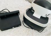 PS4 Pro mit VR-Set und