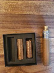 E-Zigarette The Celt mit Vapor