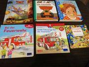 6 x Kinder Bücher Konvolut