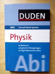 Duden - Physik - Schnell - Merk - System