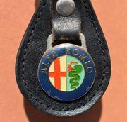 Alter ALFA ROMEO Schlüsselanhänger