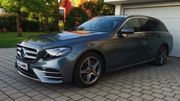 Mercedes E 220d AMG 4matic