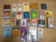 Seltenheitswert Sammlung Zigarren