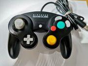 Nintendo Gamcube Controller schwarz