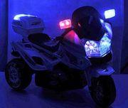 cooles Crooza Highway Polizei Elekromotorrad