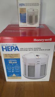 Luftreinigungsgerät mit zusätzlichen Pollenfilter