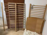 Holz-KinderGitterbett 70 140cm