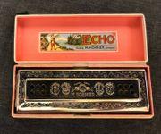 Orig vintage HOHNER HARMONIKA Echo