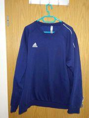 Adidas Pullover blau in XL