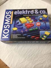 Kosmos Elektro Co Experimente-Set
