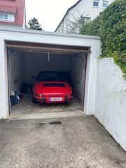 Einzel- Garage Wintergarage für Auto