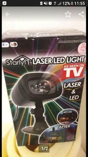 Laser Led Light neu