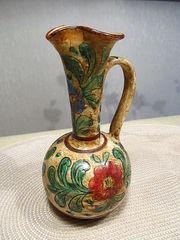 Vade Krug Vase Deruta Italienische