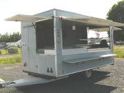 Imbissanhänger HU 05 22 Verkaufswagen