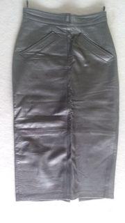 Lederrock Lederhose Lederbluse Lederweste Trachtenlederhose