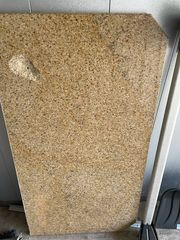 Granittisch Platte