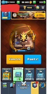 Clash Royale Level 11