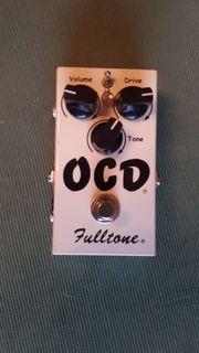 Fulltone OCD Overdrive Booster Distortion