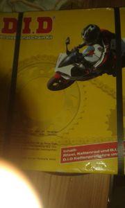 MOTORRAD KETTENSATZ HONDA CBF600