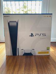 PlayStation 5 825GB NEU