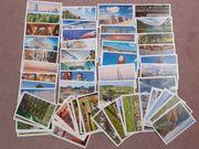 72 Ansichtskarten aus den Harenberg