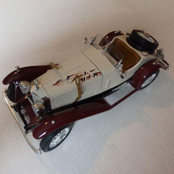 Merzedes Benz Daimler Burago 1