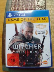 The Witcher 3 Game of