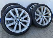 BMW 19 Zoll Alu-Felgen 5er