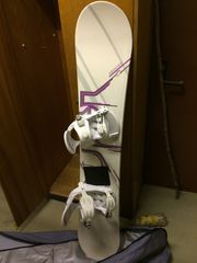Snowboard von fifty one fifty