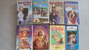 VHS Videos CDs für Kinder