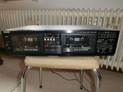 Doppel-Stereo-Kasset tendeck FC 567 von