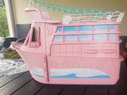 Barbie Traumschiff