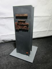 Kunstwerk Miniatur - Im Anfang - Org