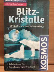 Experimentierkasten Blitz-Kristalle vom Kosmos Originalverpackt