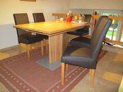4 Esszimmer-Stühle