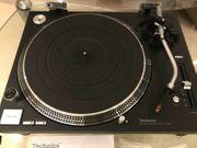 Technics Plattenspieler SL-1210GR wie NEU