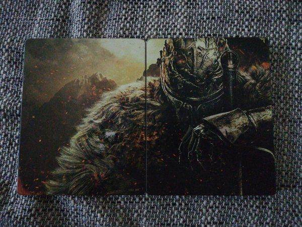 Dark Souls 2 Steel Book