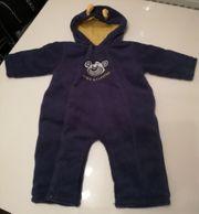 Babykleidung Winteranzug Gr 68