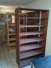 Bücherregale - Holz - gebraucht - freie Auswahl -