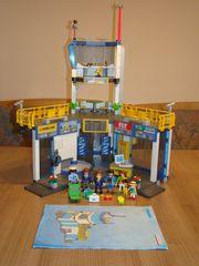 Playmobil Flughafen und Flugzeug mit