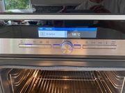 Hochwertiger Siemens-Einbaubackofen HB78GB59O 45 mit