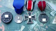 Militaria 4 Orden aus dem