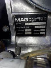 Bucher M100 mit Mag 1026