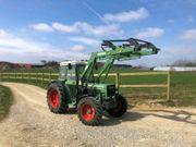 Fendt 280P Traktor Frontlader Schlepper