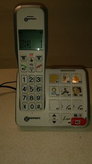 geemarc AMPLIDECT 595 Photo Seniorentelefon