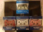 PS4 PS3 Controller NEU versiegelt