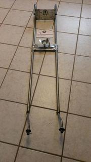 Ersatzradhalter für Wohnwagen mit AL-KO
