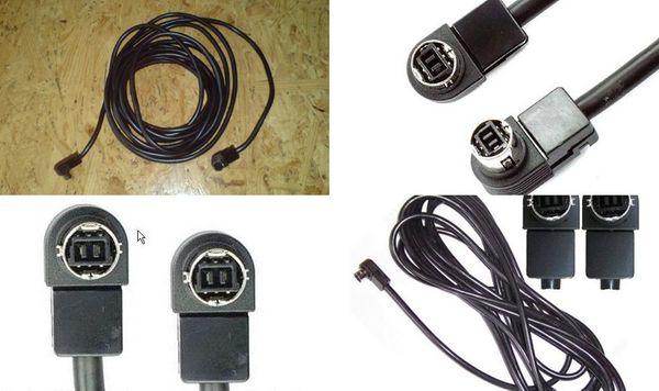 Uni-Link-Kabel für JVC - ALPINE - SONY
