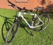 Trekkingrad Fahrrad RIXE Cross XC