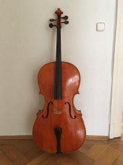 Gebraucht, 1/1 Meister Cello gebraucht kaufen  München Schwabing-Freimann